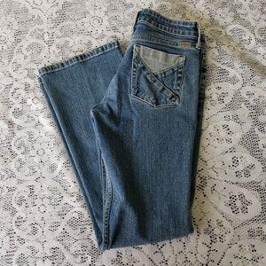 Levi's Stretch Straight Leg Jean's
